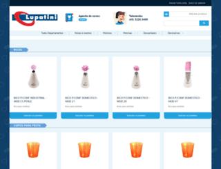lupatini.com.br screenshot