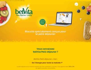 lupetitdejeuner-belvita.be screenshot