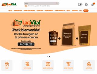 luposanshop.com screenshot