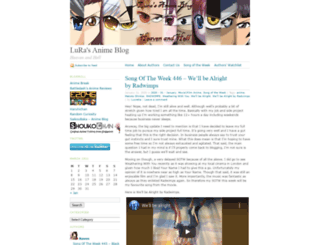 lurei.wordpress.com screenshot