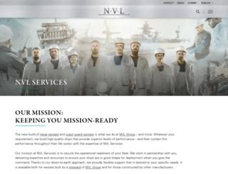 lurssen-logistics.de screenshot