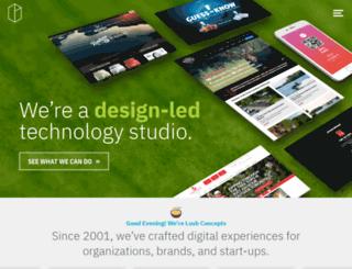 lushconcepts.com screenshot