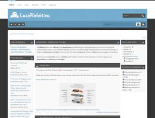 lusorobotica.com screenshot