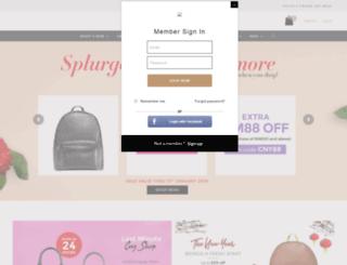 lussonet.com screenshot