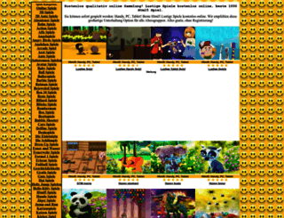 lustige-spiele.onlinespiele1.com screenshot