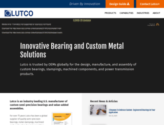 lutco.com screenshot