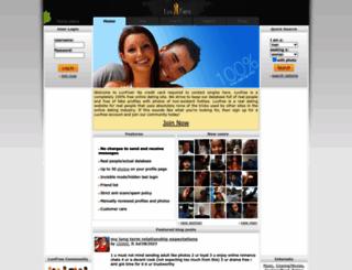 luvfree.com screenshot