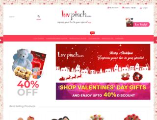 luvpinch.com screenshot
