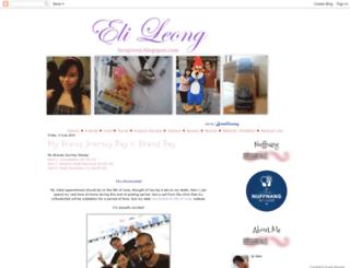 luvqiwen.blogspot.com screenshot