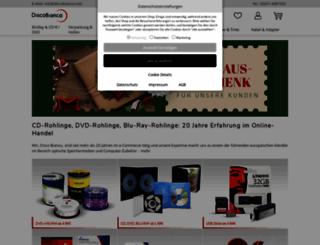 luxdisc.com screenshot
