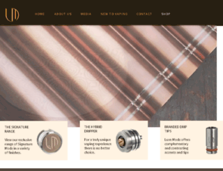 luxemods.com screenshot
