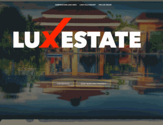 luxestate.asia screenshot