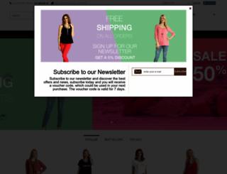 luxfashion.gr screenshot