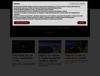 luxgallery.it screenshot