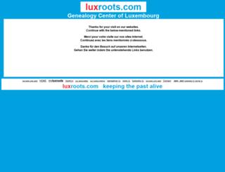 luxroots.com screenshot