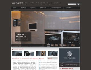 luxurite.com screenshot