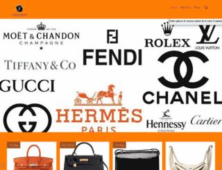 luxury-forever.com screenshot