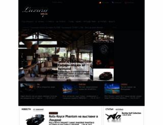 luxury-info.ru screenshot