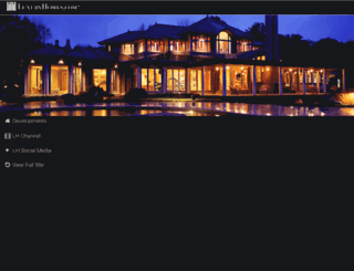 luxuryhomes.com screenshot