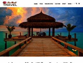 luxworldtravel.com screenshot