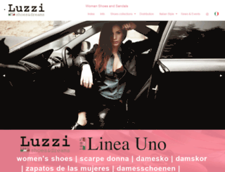 luzzi.it screenshot
