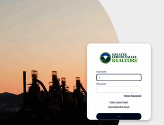 lvarmls.com screenshot