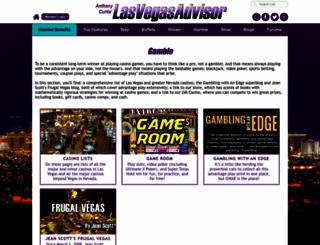 lvasports.com screenshot