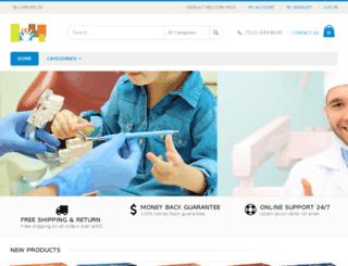 lvgloves.com screenshot