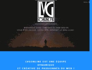 lvgonline.fr screenshot