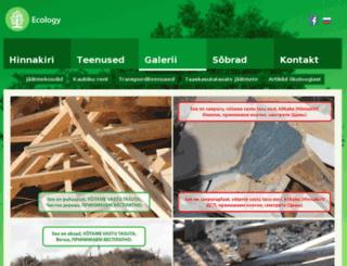 lvi-tarvikkeita.com screenshot