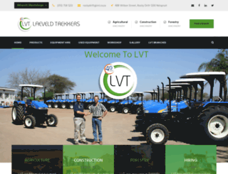 lvt.co.za screenshot