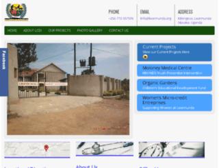 lwannunda.org screenshot