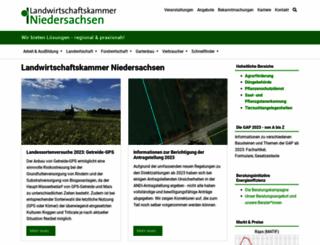 lwk-niedersachsen.de screenshot