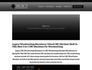 lwmcnc.com screenshot