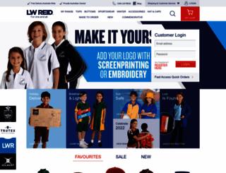 lwreid.com.au screenshot