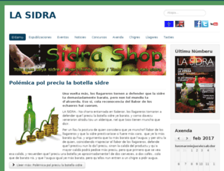 lwww.lasidra.as screenshot