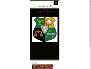 lxaclemson.com screenshot