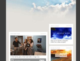 lybl.oprah.com screenshot