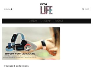 lycoslife.myshopify.com screenshot