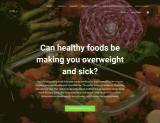 lyngenet.com screenshot