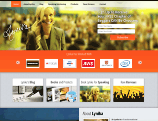 lynika.com screenshot