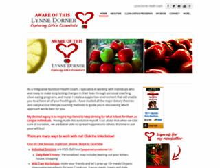 lynnedorner.com screenshot