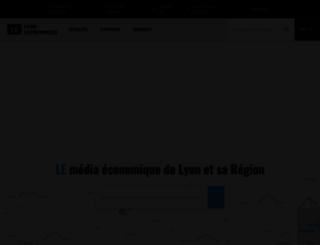 lyon-entreprises.com screenshot