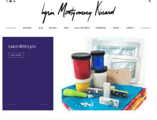 lyrickinard.com screenshot