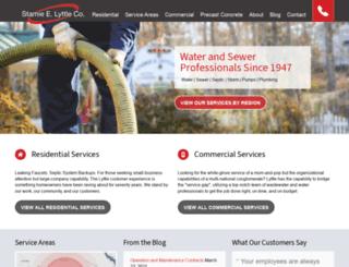 lyttleco.com screenshot