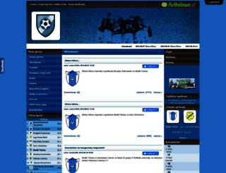 lzsskalkitrybsz.futbolowo.pl screenshot