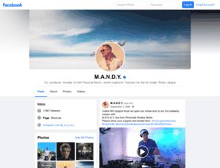 m-a-n-d-y.com screenshot