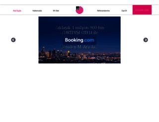 m-acenta.com screenshot