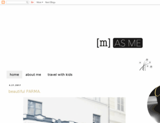 m-as-me.blogspot.com screenshot
