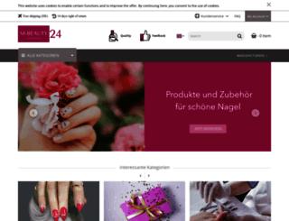 m-beauty24.de screenshot